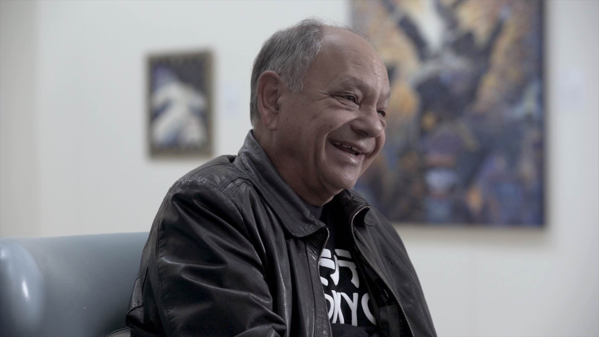 Cheech Marin in THE CHEECH screening at 6pm Wed, July 31